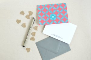 jennifer lesley design stationary
