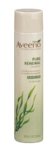 pure renewal shampoo